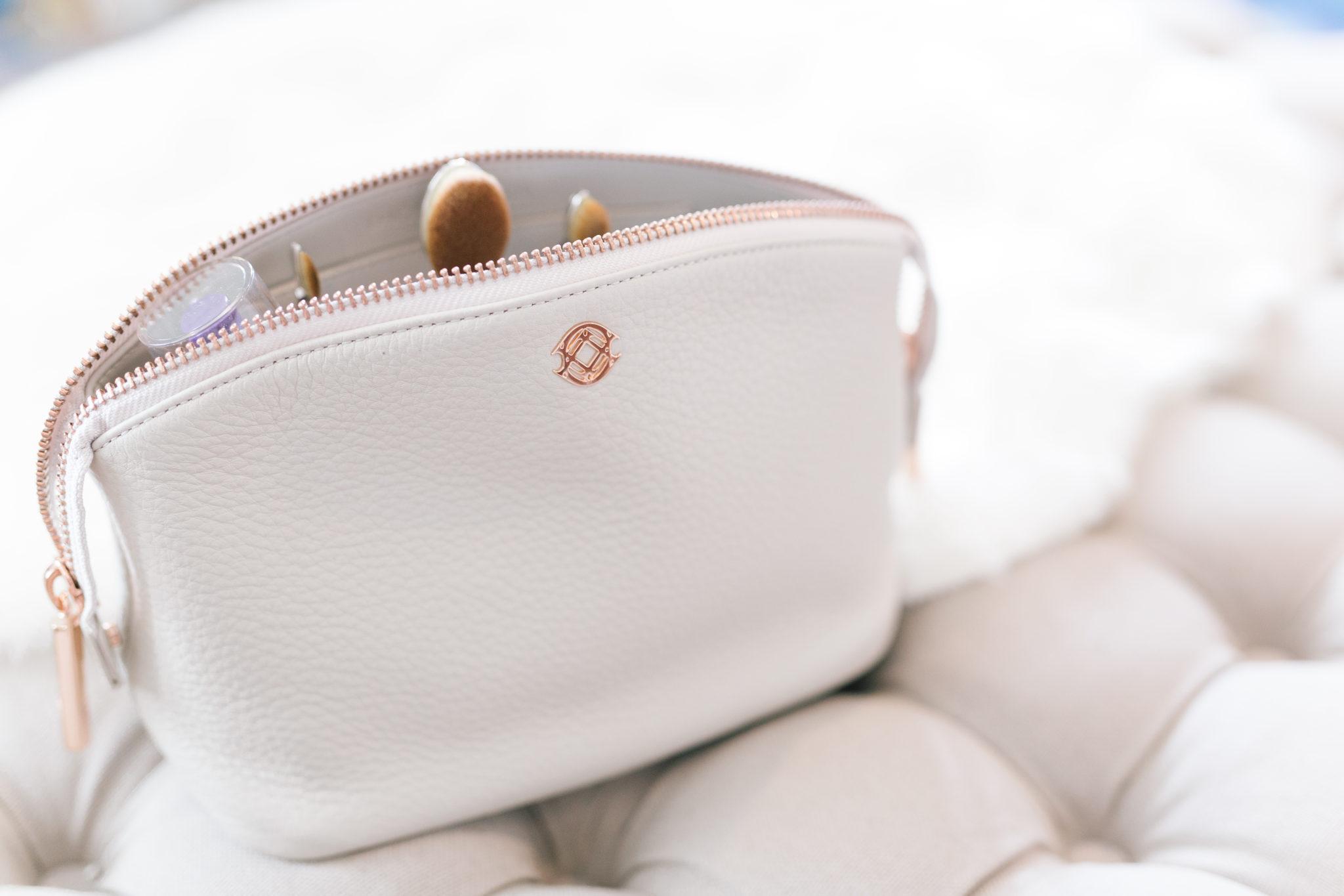 makeup and beauty bag