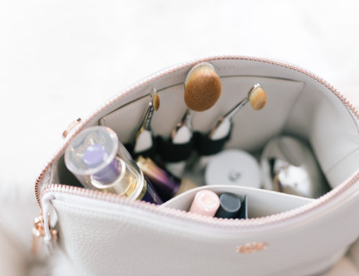 Makeup beauty bag