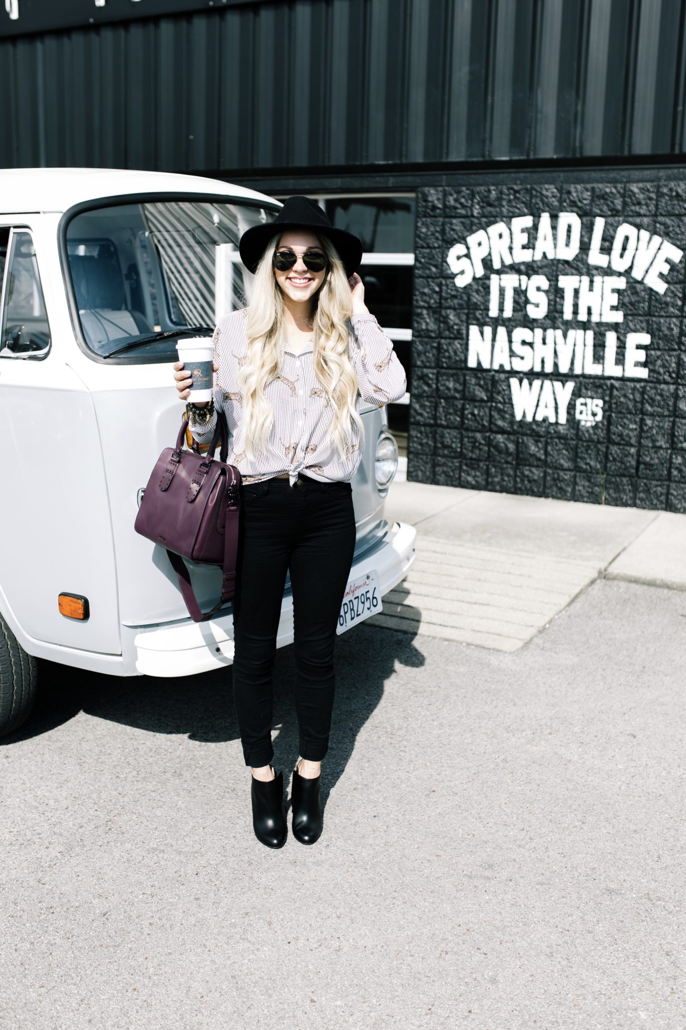 nashville fall fashion blogger
