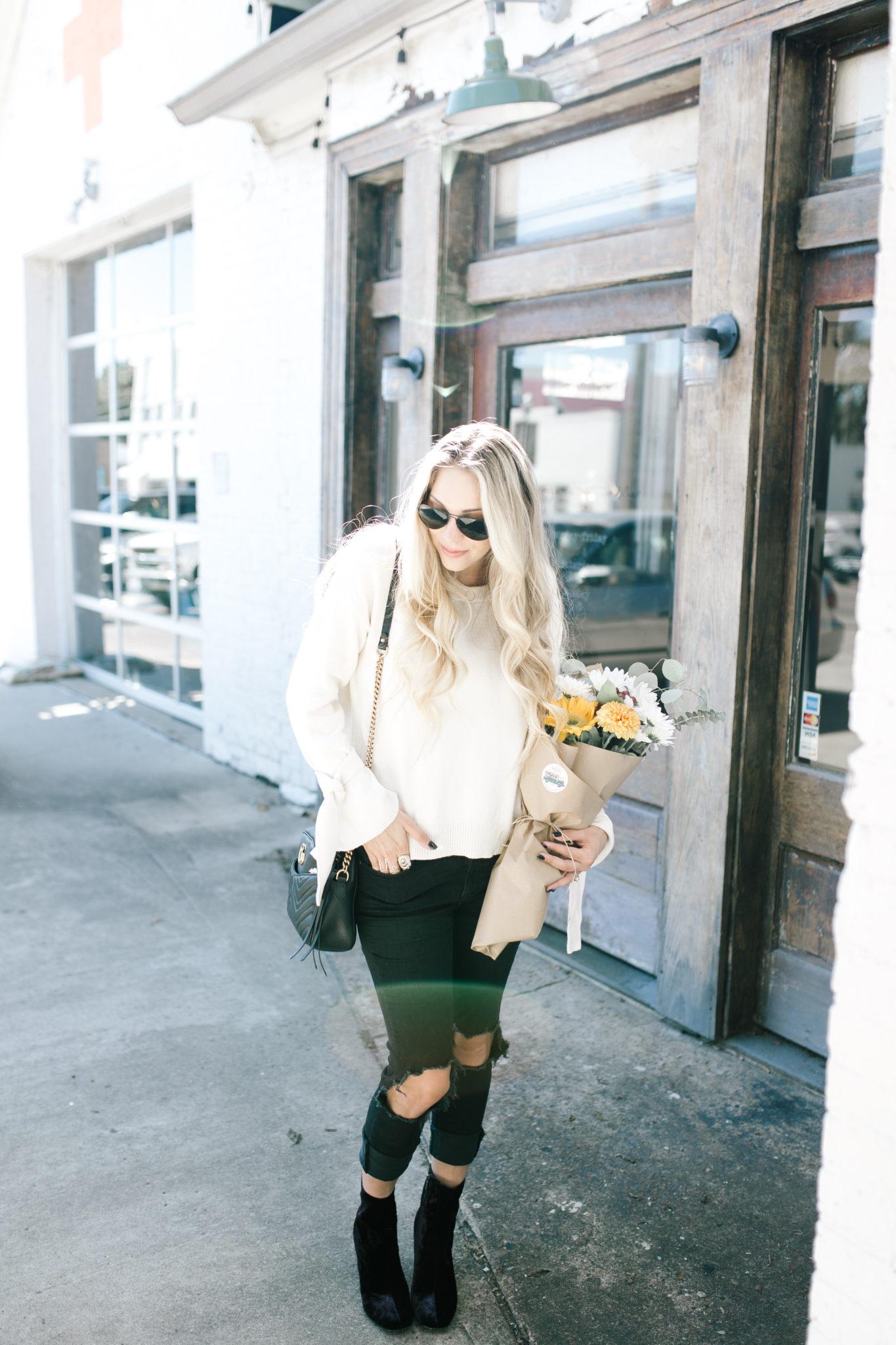 fashion trends velvet booties