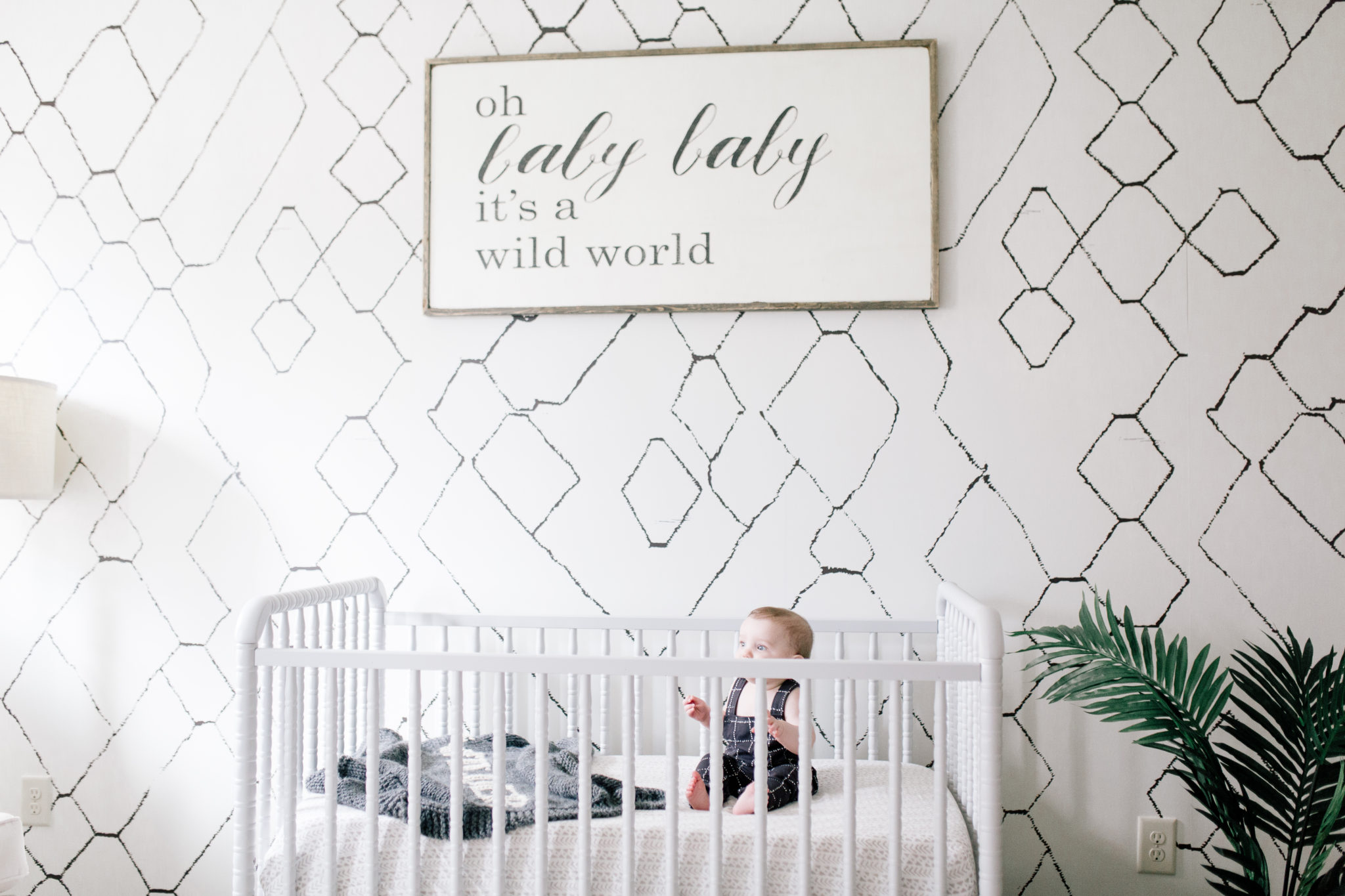 Wilder S Neutral Nursery Reveal Beaus And Ashley
