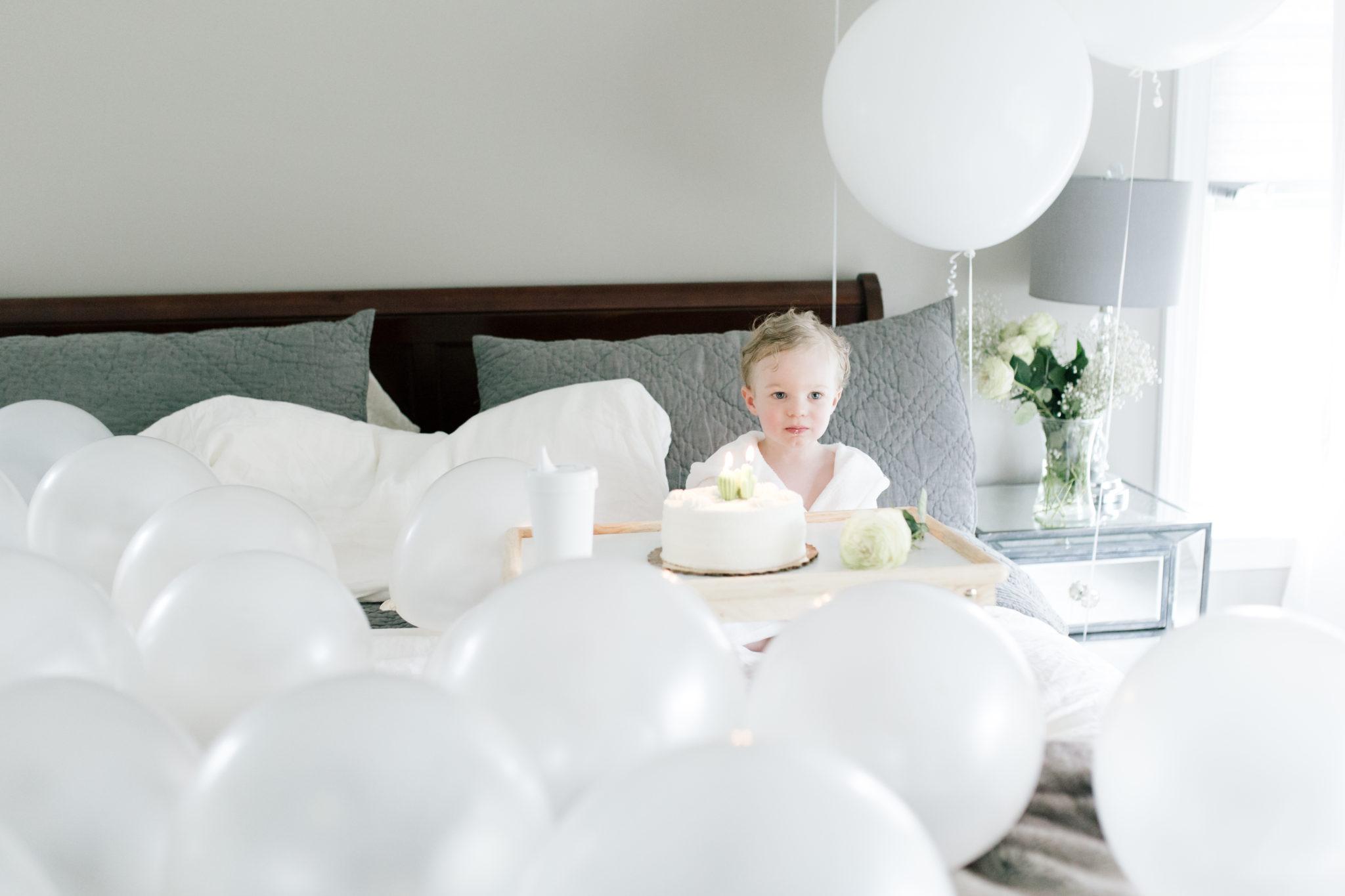 second birthday photoshoot