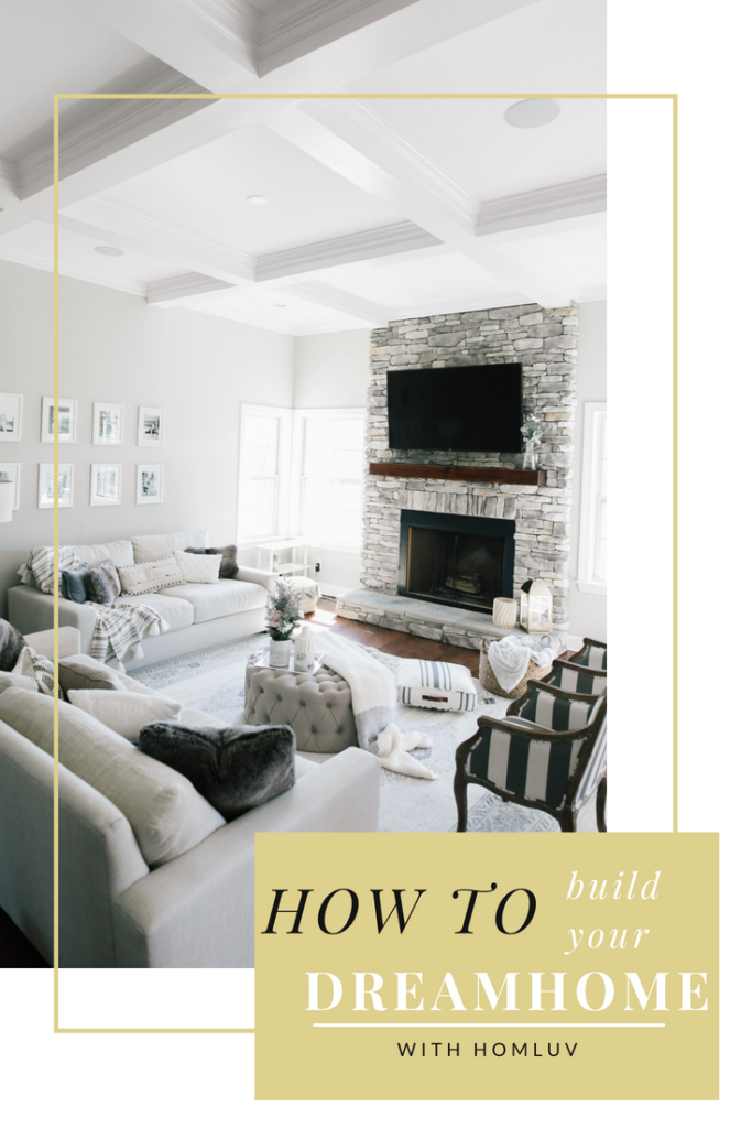how to build your dream home
