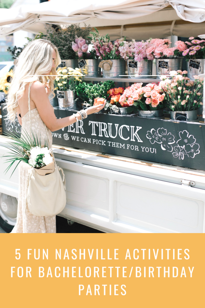 fun nashville activities