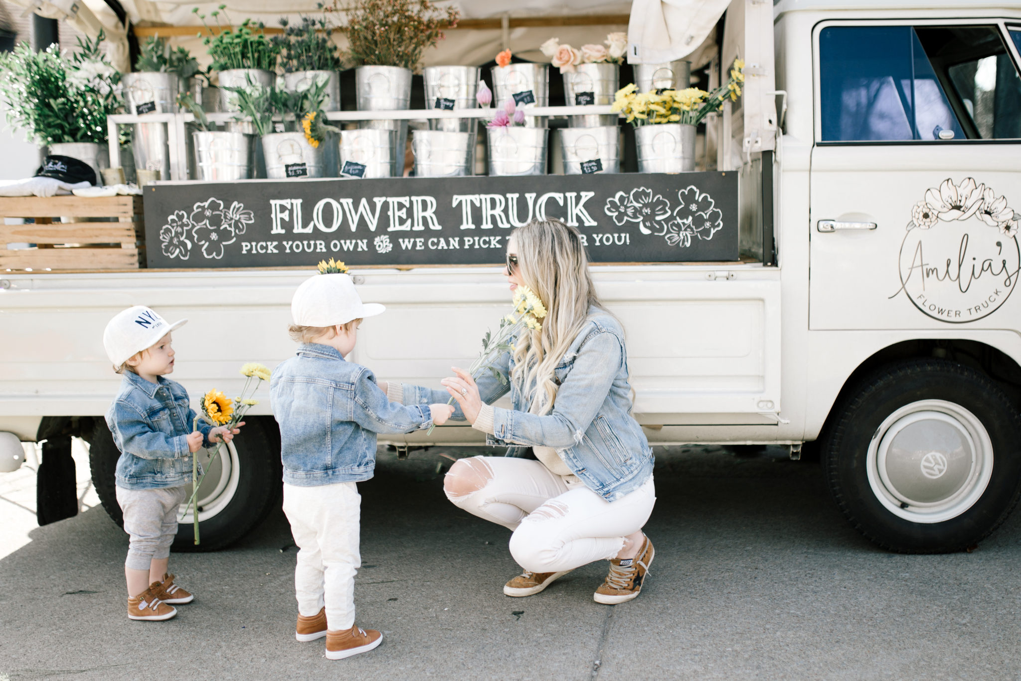 spring activities to do as a family