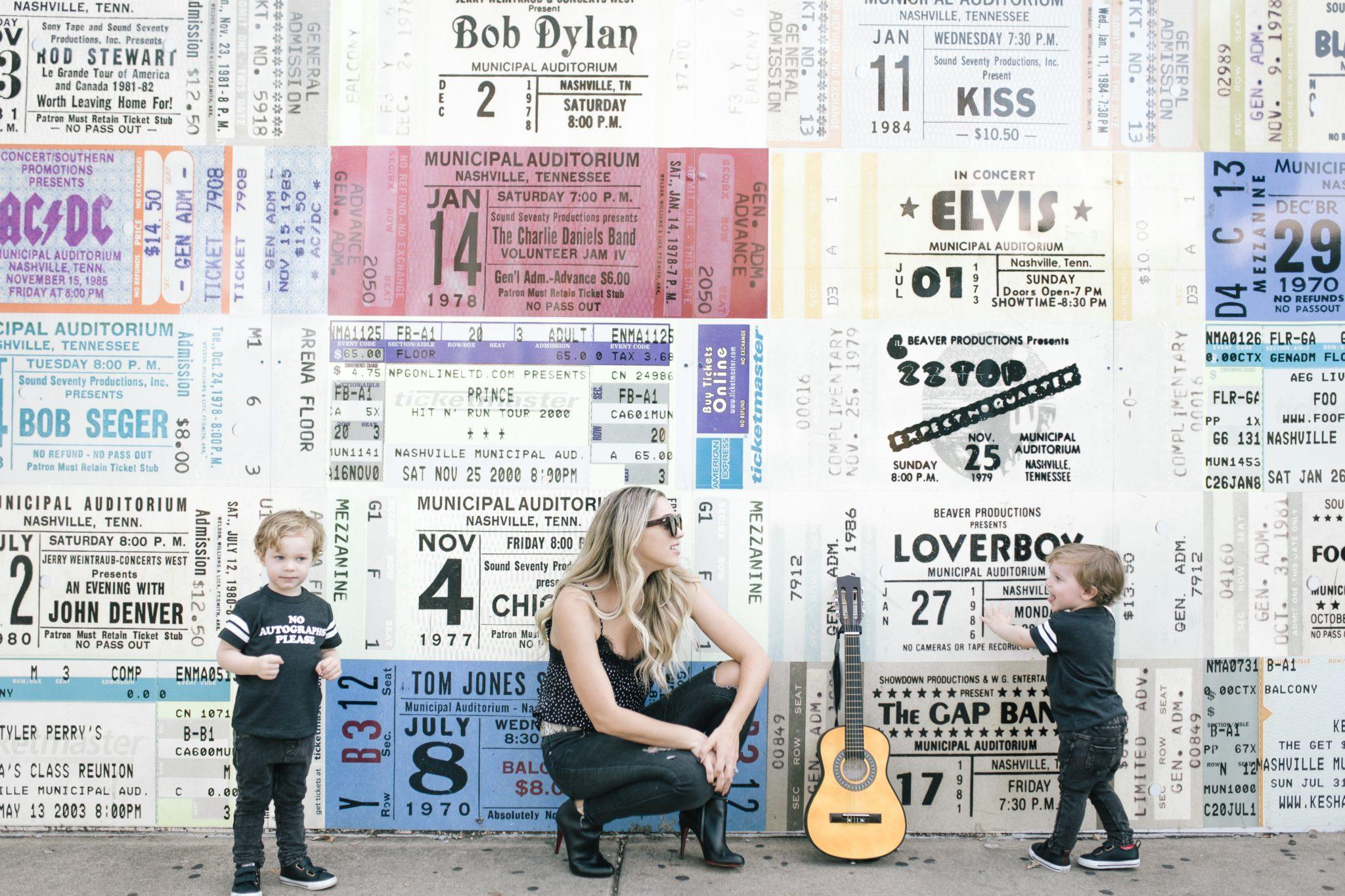 music and kids