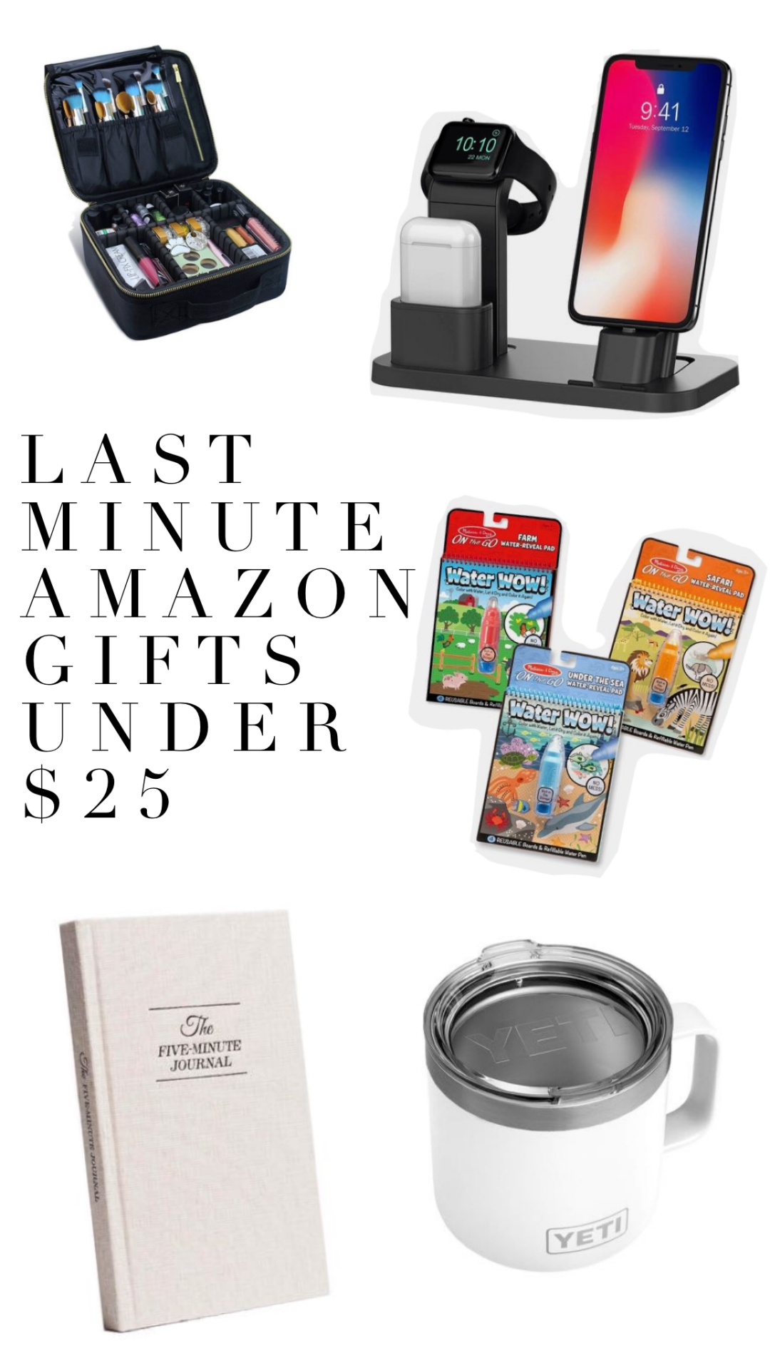 last minute amazon gifts