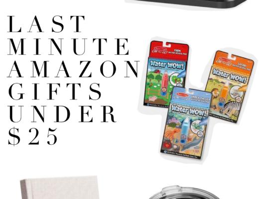 last minute amazon gifts