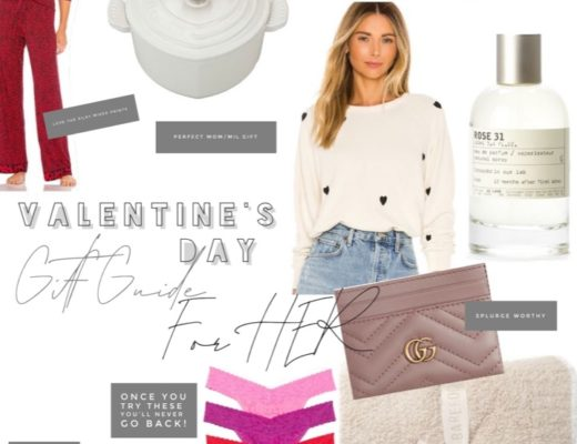 Valentine's Day Gift Guides