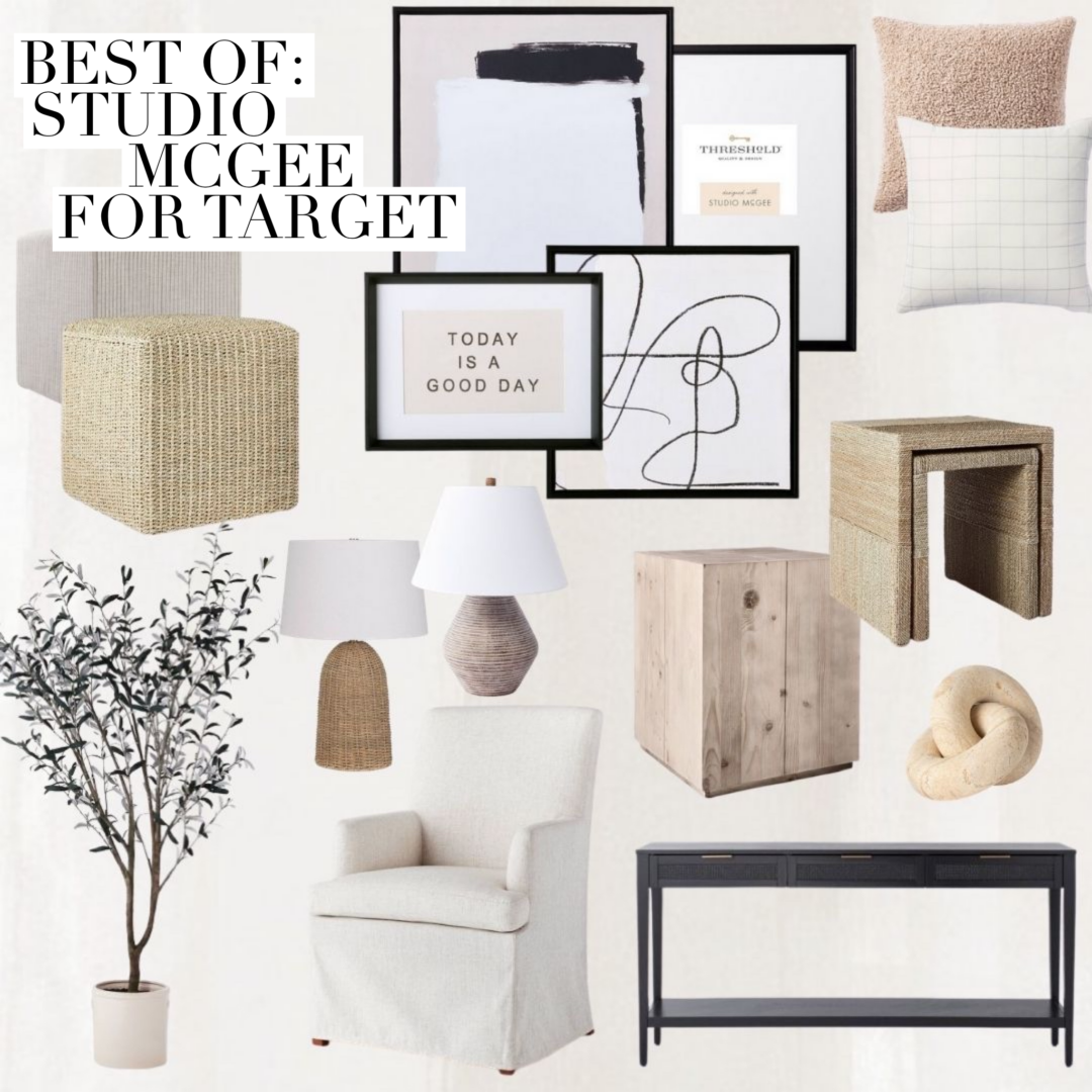 studio mcgee for target