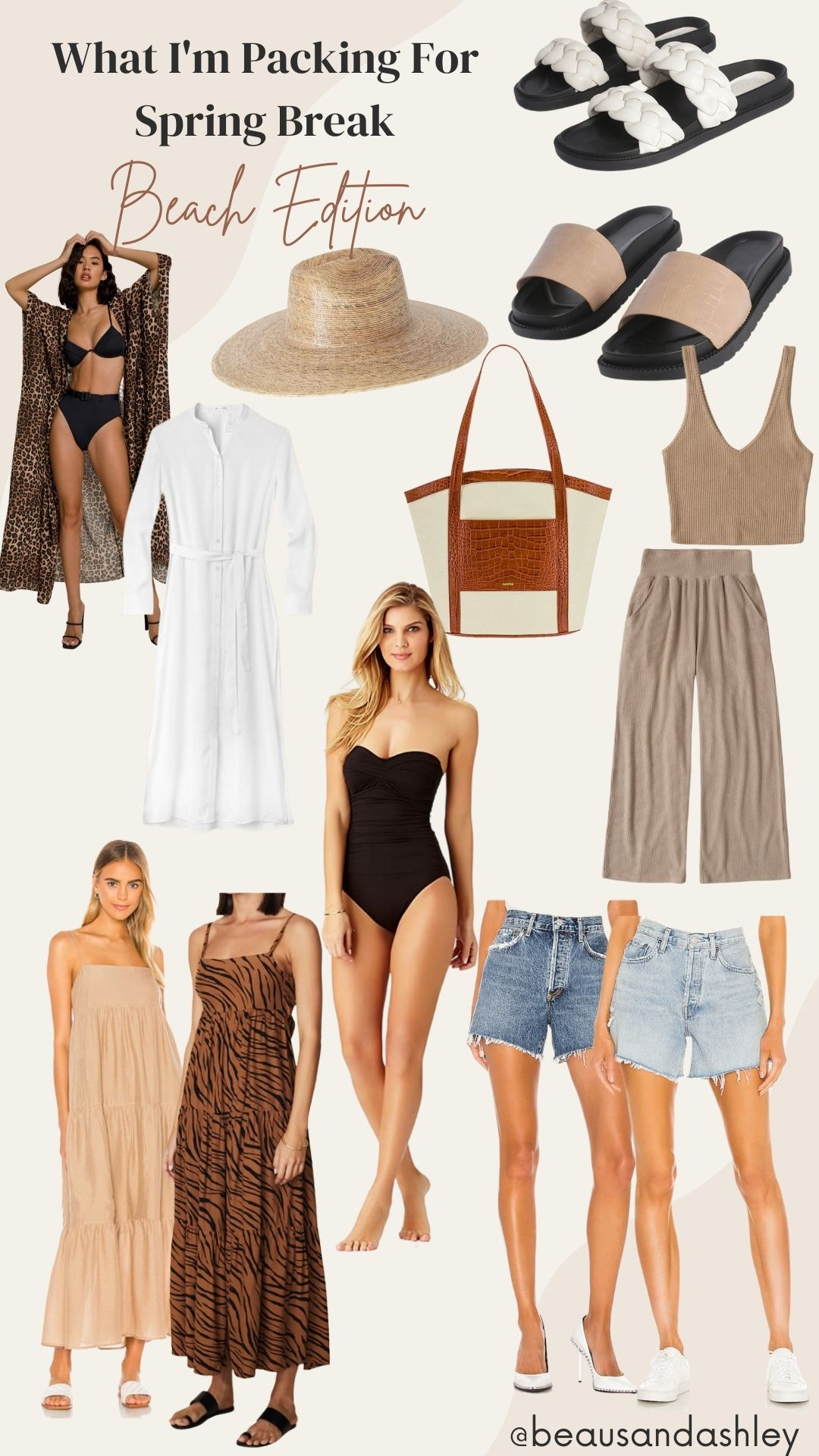 spring break outfits